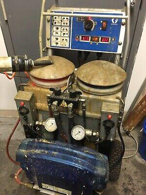 Graco Reactor E-10 - Free Stuff -spray Foam - Coating Turn Key Ready To Spray