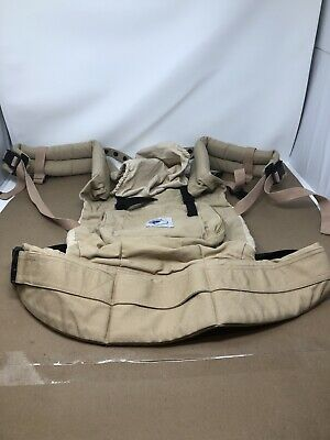 Khaki Ergo Ergobaby Original Baby Carrier Good Condition SEE DESCRIPTION