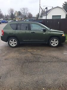 Jeep compass inclant garantie