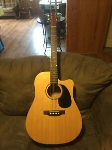 Beaver Creek Acoustic guitar with  pickup