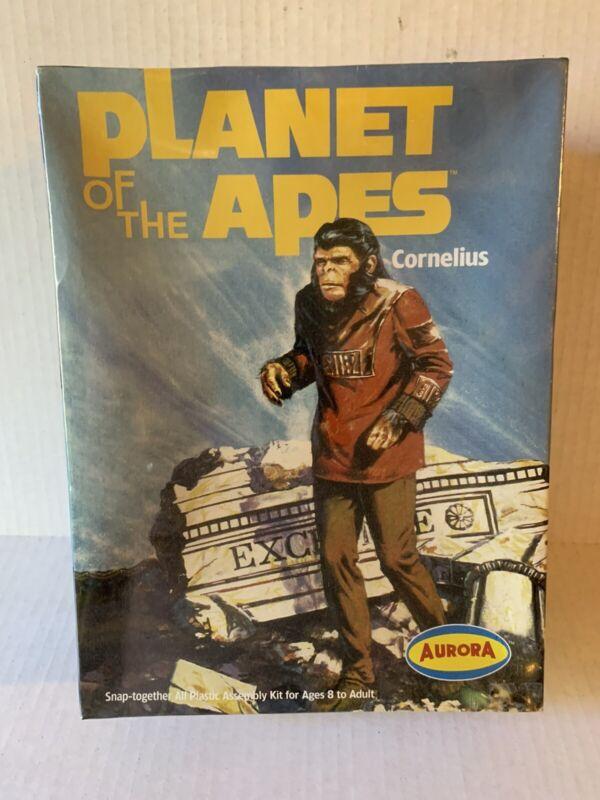 Cornelius Planet Of The Apes Snap Together Model Kit - Aurora 2000 POTA
