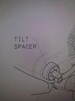 Herman Miller Aeron Chair Tilt Spacer Both Sides Size C Large Aeron Parts