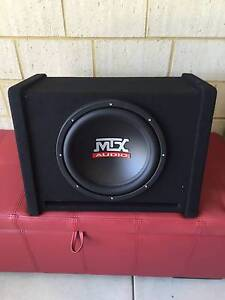 "MTX 12"" CAR AUDIO SUBWOOFER Nollamara Stirling Area Preview"