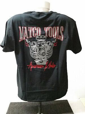 Matco Tools AMERICAN MADE tee shirts(qty of 5) PDMT41XL  size   XL  American Made Tee Shirts