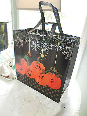 New Neon Colorful Pencils /& Black Grocery Bag//Tote Shopping Bag Patty Reed Totes