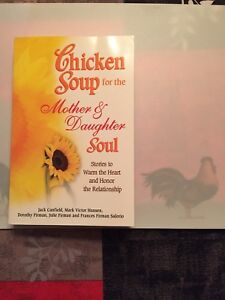 Chicken Soup for the Soul Mother's & Daughters $3.00