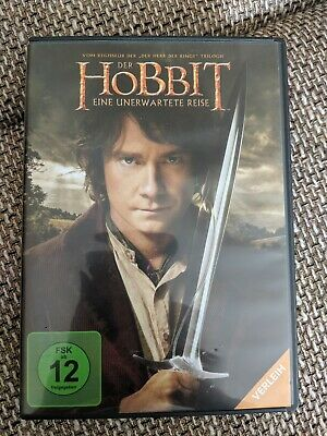 Der Hobbit - Eine unerwartete Reise DVD (Hobbit Eine Unerwartete Reise Dvd)