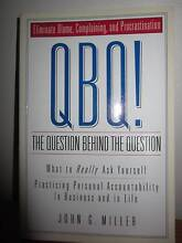 QBQ - The Question behind the Question by Miller Wollstonecraft North Sydney Area Preview