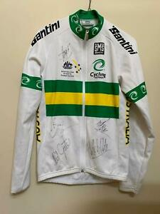 Cycling Jersey SMS Santini Fleecy Lined