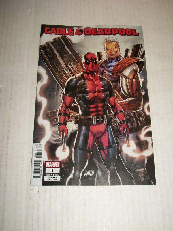 Marvel 2019 Major X #6 Main Liefeld Cover NM Unread
