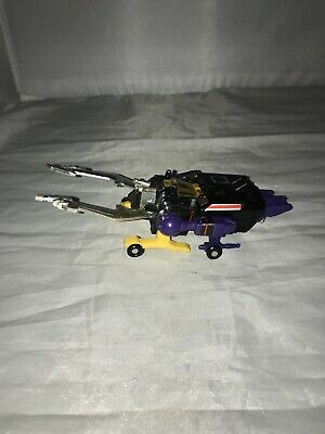 Transformers Vintage G1 1985 Insecticon SHRAPNEL Authentic