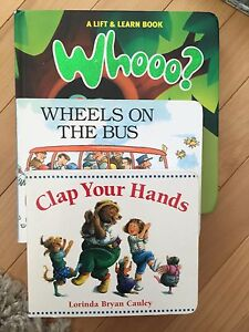 Wheels on the Bus and Clap Your Hands and Whoo?