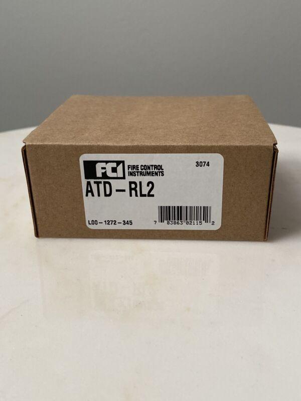 FCI ATD-RL2 Addressable PLUG-IN Temperature Sensors Heat Detector Alarm