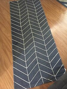 Stylish runner mat for sale - used for less than 6 months Ryde Ryde Area Preview