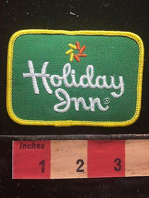 Advertising Holiday Inn Patch   Hotel Lodging Industry 71E7