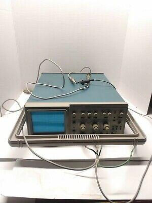 Analog Oscilloscope 50 Mhz Tektronix 2225 Tested Calibrated Includes Probe