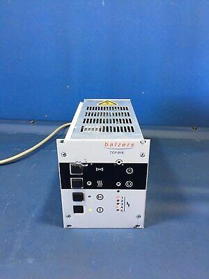 Balzers-pfeiffer Tcp015 Vacuum Turbo Pump Controller
