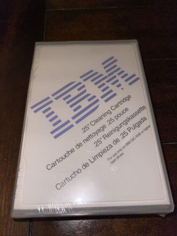 """IBM 25"""" Cleaning Cartridge"""
