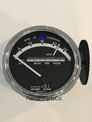 Tachometer Ar60514 Powershift Fits John Deere 4230 4430 4630 4040 4240 4440