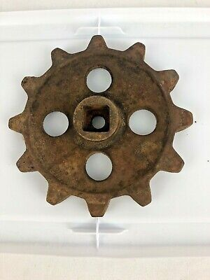 Planter Tp7 12 Tooth Sprocket Gear Seed Corn Bean Drill