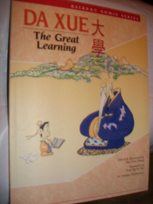 "Book: ""The Great Learning"" Da Xue"