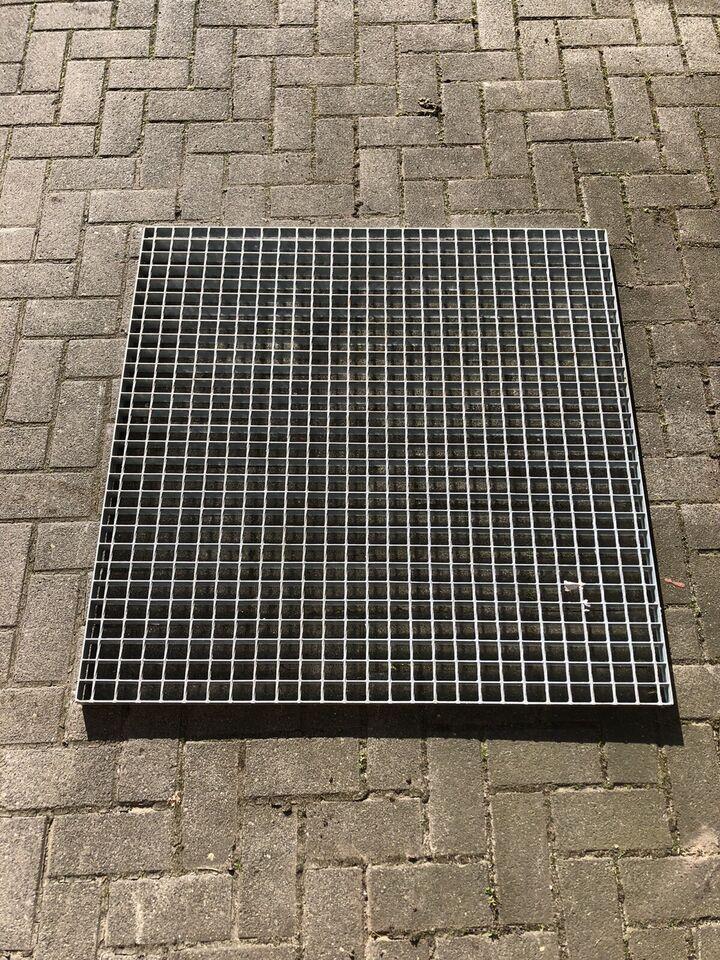 Gitterroste 1x1m und 3 cm hoch Verzinkt in Drensteinfurt