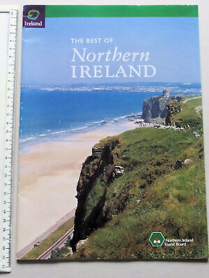 THE BEST OF NORTHERN IRELAND GUIDE 50 PAGES FROM