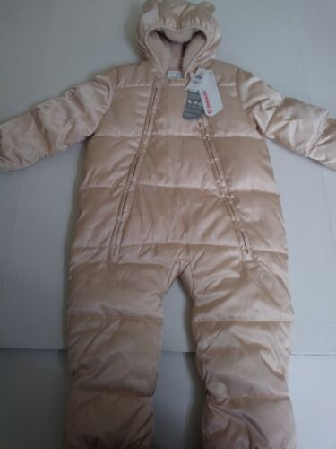 Baby GAP Coldcontrol Ultra Max Hooded Snow Suit 18-24M New With Tags