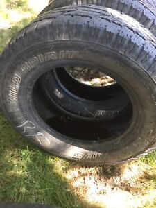 275/65/18 tires for Sale