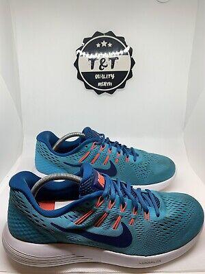 Nike Lunarglide 8 Chlorine Blue/Binary Blue