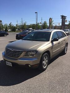 Fully loaded 2004 Pacifica 190000K $3000