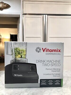 Vitamix Commercial New 64-oz Drink Machine Two-speed 62828