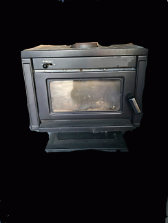 Wood heater removals free , conditions apply
