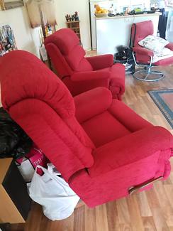 La-Z-Boy recliner chairs & Fat boy xl recliner chair x 2 | Armchairs | Gumtree Australia ... islam-shia.org
