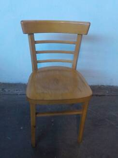 B16067 Single Wooden Kitchen Dining Chair Mount Barker Mount Barker Area Preview