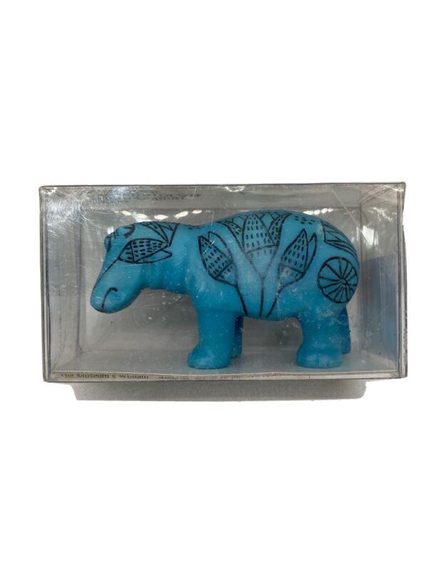 Metropolitan Meuseum Of Art Williams Magnets Hippopotamus 2007