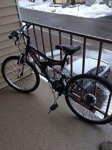 """Youth girl's 24"""" bike"""