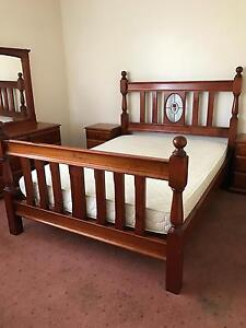 BEDROOM SUITE FOR SALE - MATTRESS NOT INCLUDED Footscray Maribyrnong Area Preview