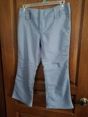 Used, Womens Z Cavaricci Blue Capris Size 3 for sale  Stanhope