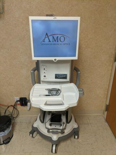 AMO WhiteStar Signature Phaco Machine with Ellips FX6 Handpiece & Footswitch