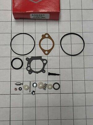 Briggs Stratton Oem Parts - Carburetor Rebuild Kit For Briggs & Stratton OEM parts 492495 493762 498260