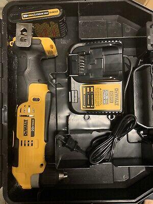 DeWALT DCD740 20V MAX 3/8
