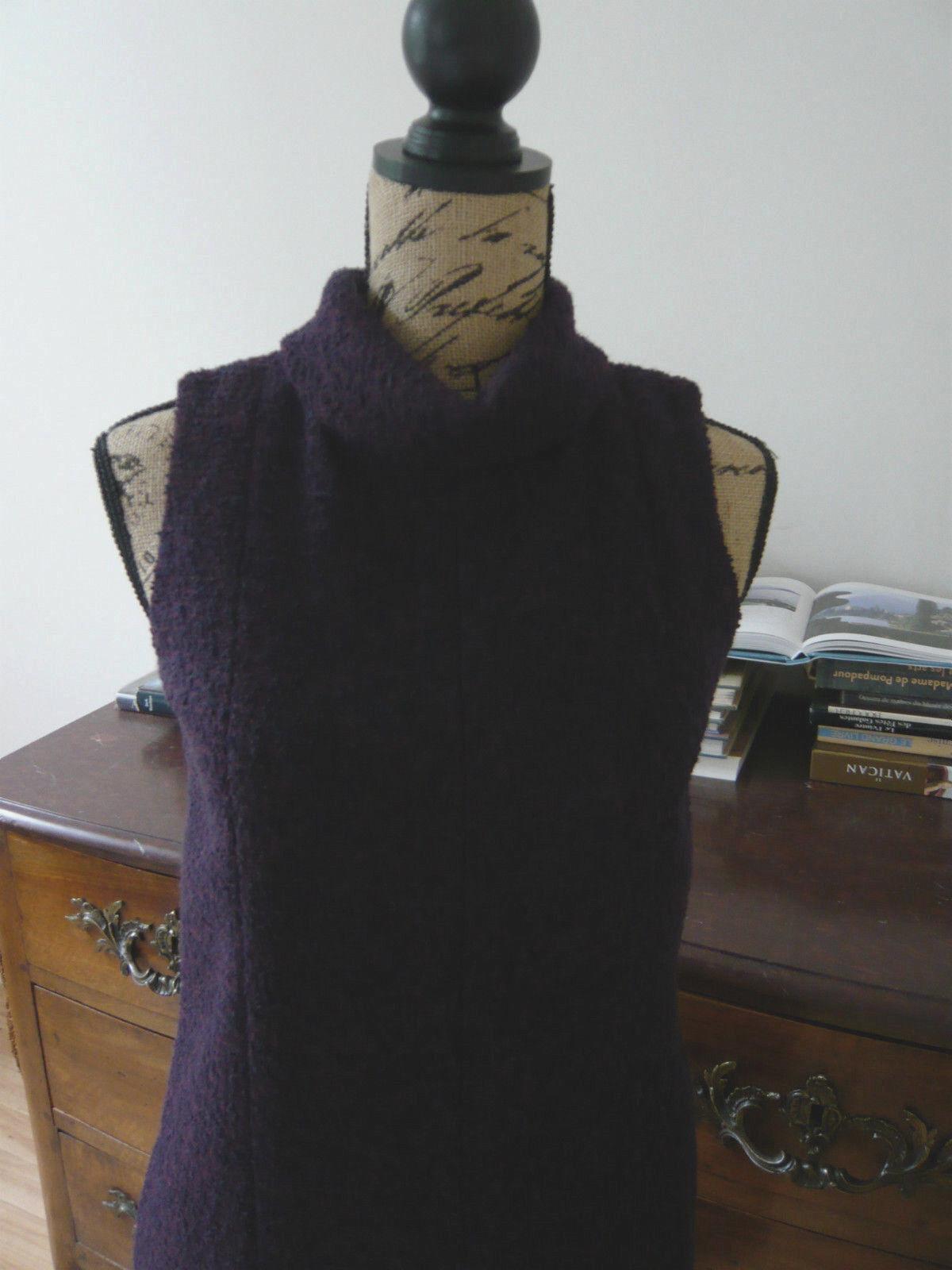 Chanel magnifique robe dress tweed boucle t 36 camélias