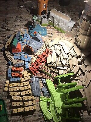 Huge!! thomas and friends trackmaster train track lot EXTRAS!!!