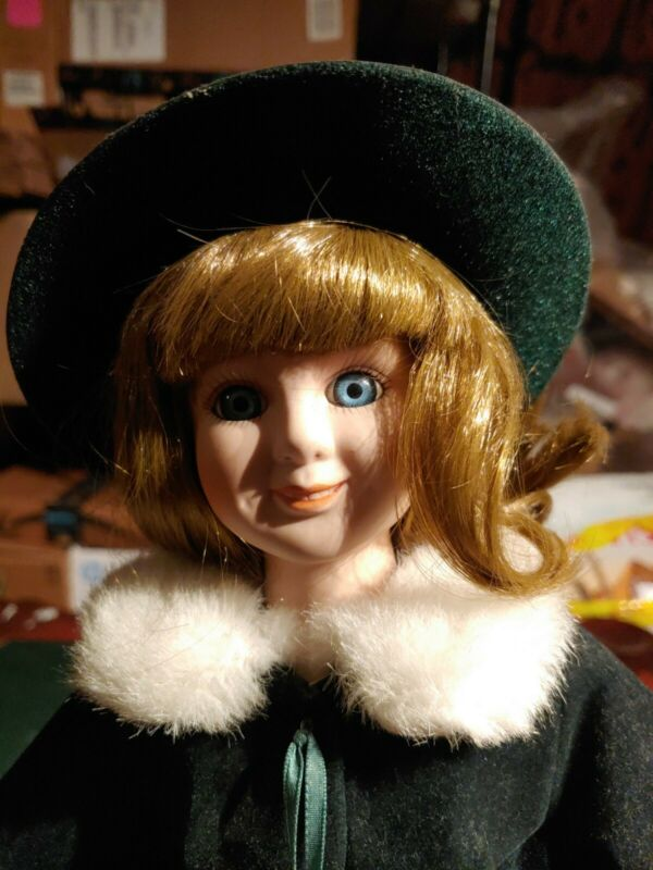 HAUNTED DOLL ACTIVE SPIRIT PARANORMAL REAL POSSESSED DOLL NOT A TOY!