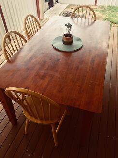 Dining Table And Chairs 150 Osborne Park