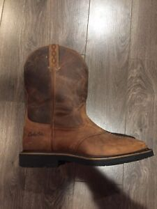 Cowboy boots size 13-14 NEVER USED
