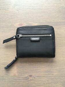 Brand New - COACH Wallet - Black Leather