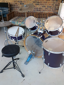 Yamaha drum kit Yandina Maroochydore Area Preview