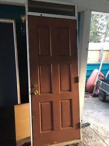 Used door for sale